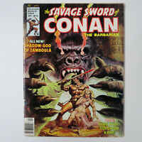 Savage Sword of Conan #14 Magazine VG/F Signed Brunner Roy Thomas Sept 76 Curtis