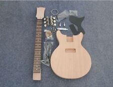 PROJECT ELECTRIC GUITAR BUILDER KIT DIY WITH ALL ACCESSORIES( JR)
