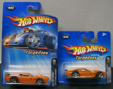Hot Wheels 1971 DODGE CHARGER 2005 FIRST EDITIONS  #042  LONG & SHORT CARDS
