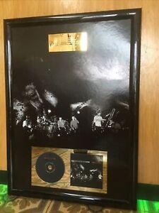 Goldene Schallplatte Die Fantastischen 4. MTV Unplugged. Original  + Registriert