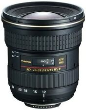 Tokina Lens for Canon Camera