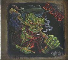 cd Salmo - The Island Chainsaw Massacre