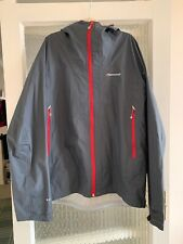 MONTANE MENS PERTEX SHIELD LIGHT JACKET IN XXL GREAT CONDITION