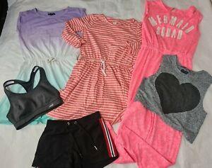 13-14 Years Girls summer Bundle GAP new look shorts dress jumpsuit (A2)