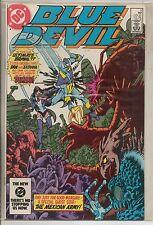 DC Comics Blue Devil #5 October 1984 Zatanna NM-