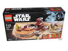 LEGO StarWars Luke's Landspeeder (75173) mit Ben Kenobi und Tusken Räuber