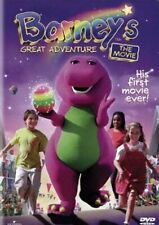 BARNEY'S GREAT ADVENTURE - THE MOVIE (DVD)