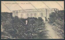 Livorno Castiglioncello cartolina ZB5400