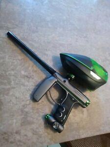 Empire Axe paintball gun tested in good condition
