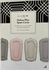 Dockatot Deluxe Plus Soare Cover White Nib