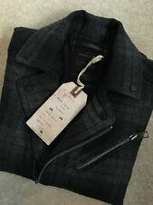 AllSaints Hip Length Biker Jackets for Men