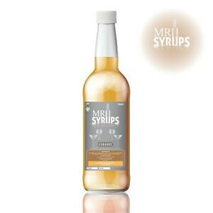 750ml Caramel Flavour Drink Syrup - Flavouring for Drinks - Cocktail Syrup