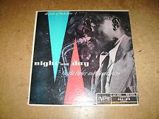 CHARLIE PARKER Night And Day LP VERVE  MGV-8003 1957 JAZZ Mono