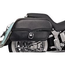 Saddlemen Jumbo Midnight Express Drifter Slant Throw-Over Bags - X02-02-052