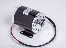500 W 24V DC26.7 A electric motor for scooter bike go-kart minibike MY1020