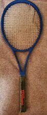 Wilson Pro Staff RF97 Autograph Laver Cup 2019 Blue Tennis Racquet 4 3/8