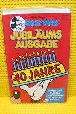 Walt Disney® Micky Maus Jubiläumsausgabe 40 Jahre