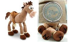 "NEW Disney Store Exclusive Toy Story Bullseye Plush Stuffed Doll 17"""