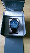 Gent's Globenfeld Sports Blue Wrist Watch