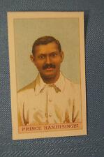 1912 Reeves Chocolates Cricket Prints by County Print 1993 - Prince Ranjitsinghi