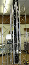 UNIVERSAL 9-40 SELF STANDING/SUPPORTING 40 FOOT ALUMINUM ANTENNA TOWER