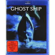 Ghost Ship [Blu-ray] Gabriel Byrne, Julianna Margulies, Ron Eldard * NEU & OVP *