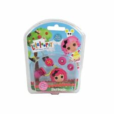 Lalaloopsy Earbuds, NEW by Jazwares