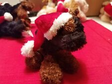 Christmas Spot Puppies - Brown and Black