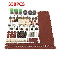 350Pcs Rotary Tool Accessories Bit Polishing Set For Grinding Sanding New Style