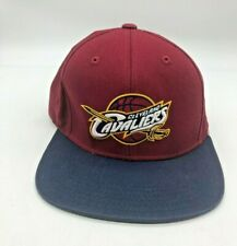 Cleveland Cavaliers Adidas NBA Licensed Adjustable Youth Hat - New Without Tags