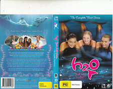 H2O just Add Water-2006-TV Series USA-[The Complete Third Season-4 Disc]-DVD