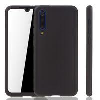 Xiaomi Mi 9 Se Custodia Cover per Cellulare Protettiva Bumper Pellicola Nero