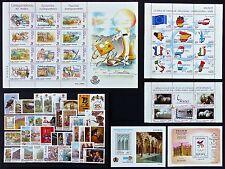 ESPAÑA - AÑO 1999 COMPLETO - NUEVOS SIN FIJASELLOS - MNH