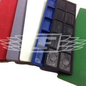 200 FRAME PACKERS/SPACERS GLASS UPVC WINDOWS DOORS KITCHENS FIXING DRY LINING