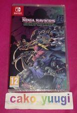 The Ninja Saviors Return of the Warriors (Nintendo Switch, 2019)