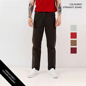 LEVIS CHINO COLOURED TROUSERS STRAIGHT LEG GRADE A W30 W32 W34 W36 W38 W40