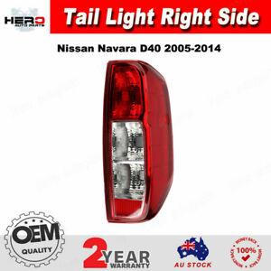 Tail Light Rear Lamp For Nissan Navara D40 2005-2014 ST STR STX RX RH Right Side