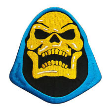 Skeletor Embroidered He-Man Masters of The Universe iron on sew on Patch