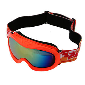 Winter Dual Layer Goggles Ski Snowmobile Sport Anti Fog Adult Glasses Men/Women