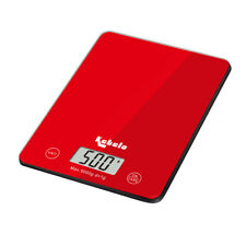 5kg Red Digital LCD Electronic Kitchen Cooking Food Weighing Scales Accessory