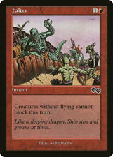 Magic MTG Tradingcard Urza's Saga 1998 Falter 184/350