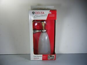 Delta Coordinates Victorian Collection Soap Dispenser NIB
