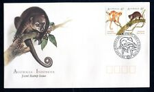1996 Australia/Indonesia Joint Issue (Australian Stamps ) Fdc