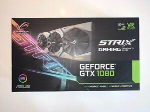 ASUS ROG STRIX GeForce GTX 1080 8GB NO RESERVE - LOW START!