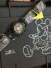 22738 Invicta Disney® Reserve 38mm Subaqua Noma I Ltd Ed Quartz Chro Strap Watch