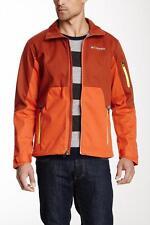 Columbia Million Air Men's Softshell Omni-Shield Jacket Cinnabar $150 NEW sz XL