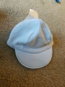 Newborn Baby Boy Blue Hat