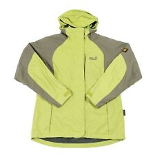 JACK WOLFSKIN Texapore Waterproof Jacket | Coat Wind Rain Anorak Cagoule Hooded
