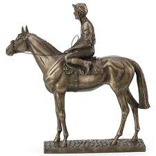 Sport of Kings by David Geenty Bronze Effect Sculpture Horse Statue Ornament