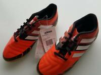 (539) brand new adidas neoride III IN J trainers football boots size 4.5 BNWT